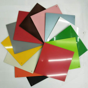 Full definition of composite aluminum sheets