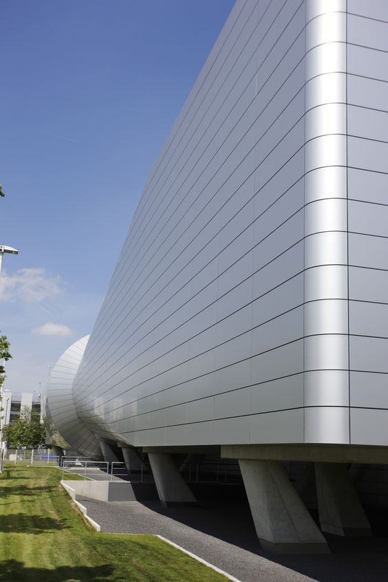 What do you know about composite facades?